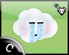 .C Sad Cloud Accessory