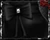 [bz] Skully Bow - Blk R
