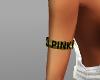 DJ PINKY arm band