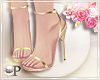 Mila Gold Heels