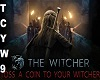 Coin to your Witcher MET