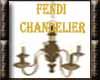 FENDI Chandelier