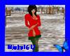 [M] xmas dress red