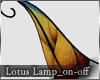 Lotus_Anim_lamp on-off