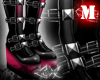 -LEXI- Morph Boots: Pink