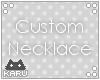 [KA] H.O.A.D. Necklace