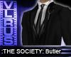 THE SOCIETY: Butler-top