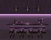 Purple lounge Bar