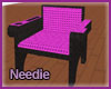 Urban Pink Club Chair