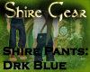 Shire Pants DrkBlue