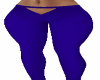 Blue M Tight Pants