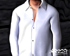 White Open Shirt