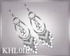 K boho chic earings