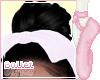lilac headband bow