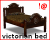 !@ Victorian bed