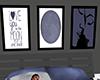 Feelings wall art