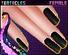 ⭐ Cute Nails Black