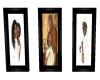 {Ny} Black Art 3 Frame
