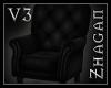 [Z] Parlor Armchair V3