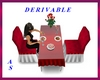 TABLE DINER ROMANTIQUE