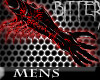 Darkness Gloves Red M