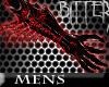 Darkness Gloves Red M