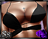 Ss::Summer Black Bra