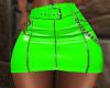 FG~ Neon Green Skirt RLL