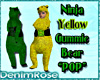 [DR] Gummie Bear