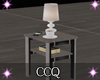 [CCQ]NC:Cafe End Table
