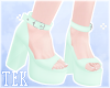 [T] Heels Mint
