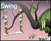 +Wedding Tree w/Swing+