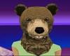 s~n~d b bear head