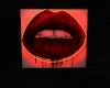 :: NEON RED LIPS ::