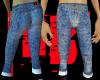 Cuffed Skinhead Jeans F