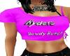 Hot Pink Ryder Rowdy