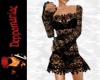 Dawn Crochet Dress BLK