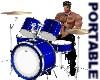 Drum Kit *Portable *M/F