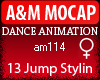 *13 Jump Stylin`* dance