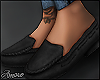 $ Classy Black Loafers