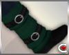 *SC-Warmer Boots Green