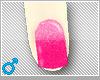 ♡pink nails♡