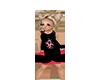 Ladybug jumpsuit