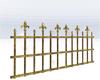 -Studio Golden Fence