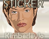 Star Trek T'Pol Sticker