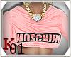 K:..::Moschino::..Top