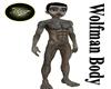 wolfman body (Skin)