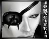 PvC Spiked Eyepatch