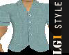 LG1 Blue/Green Shirt