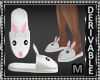 Bunny Slippers M